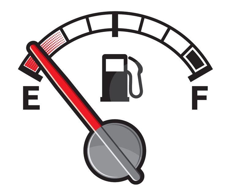 Empty Gas Tank Gauge Reason Why Car Won't Start | Marietta Wrecker Service