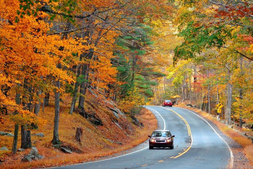 Fall Driving Safety Marietta Wrecker Service
