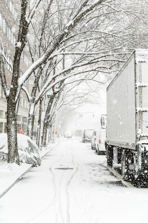 Winter Weather Emergency | Marietta Wrecker Service