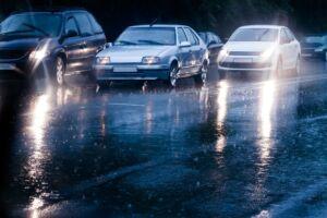 Safe Driving In Rain | Marietta Wrecker Service