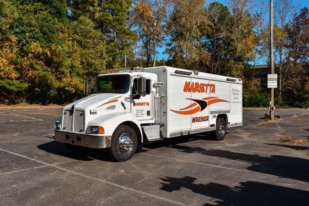 Emergency Roadside Assistance For Your Vehicle | Marietta Wrecker